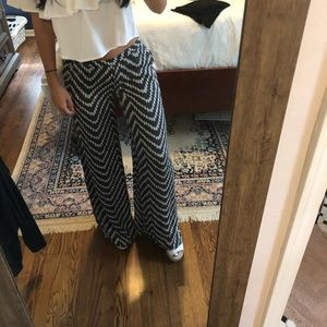 Anthropologie Cartonnier Palazzo Pants